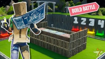 BUILD BATTLE!