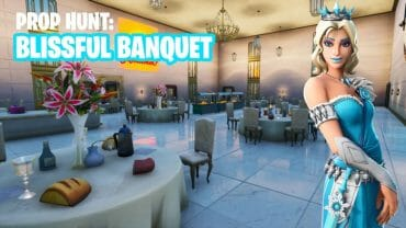 Prop Hunt: Blissful Banquet