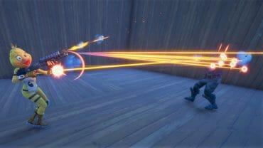 Aim Wars – Close Range Aim Practice