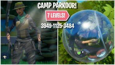Camp Parkour
