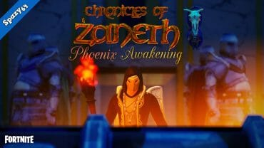 "Chronicles of Żaneth ""Phoenix Awakening"""