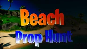 Beach Prop Hunt – Voidy – With a Mix