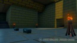 N64 Goldeneye Temple Multiplayer Level