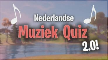 Guess The Song: Nederlands 2.0! (12 nummers + bonus)