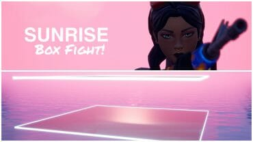 SUNRISE: Box Fight! By JAGUAR