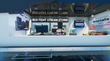 BOX FIGHT: STREAM STORM