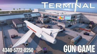 Terminal MW2 Remake Gun Game