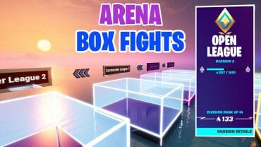 Arena Box Fights
