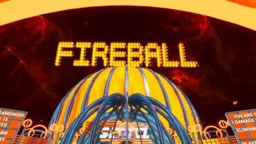 FIREBALL – CAGEFIGHT/GUNGAME