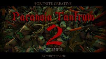 Paranoia Tantrum 2: Genesis